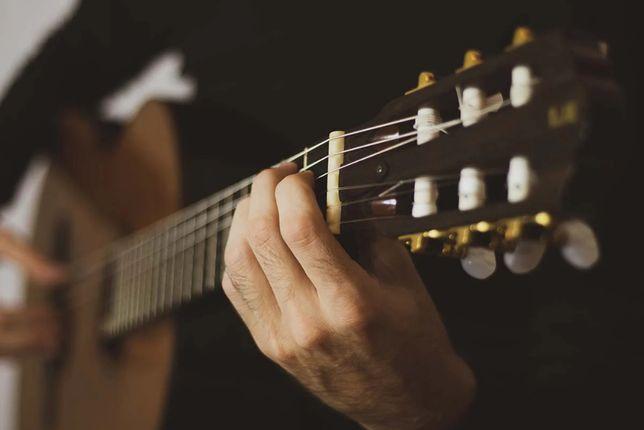 Aulas de Guitarra / Violão