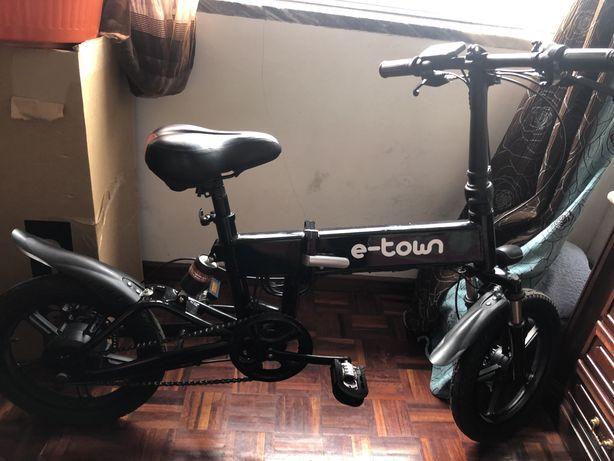 Bike electrica e-town