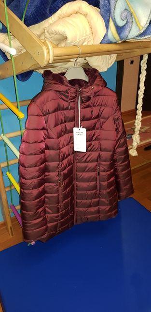 Куртка зимова S-ка,можна на підлітка,легенька,двостороння,тепла