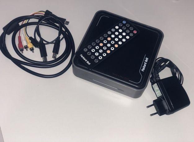 Медиаплеер, Накопитель Packard Bell NetStore 3500 HDD