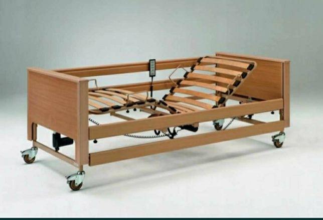Łóżka rehabilitacyjne- wypożyczalnia