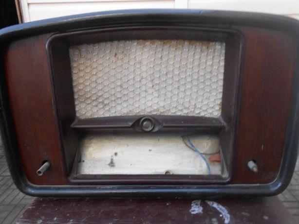 старинные ламповые радиоприемники