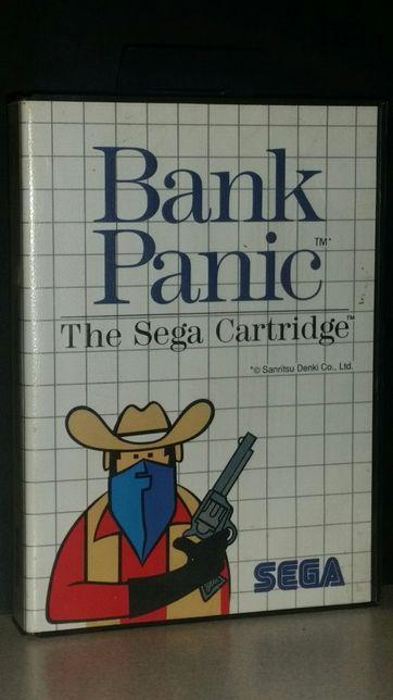 Gra Bank Panic Sega Master System