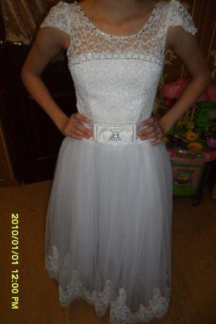 платье снежинки на девочку 11-12 лет.