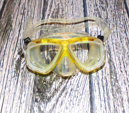 Фирменная маска для ныряния для ребенка 4-14 лет