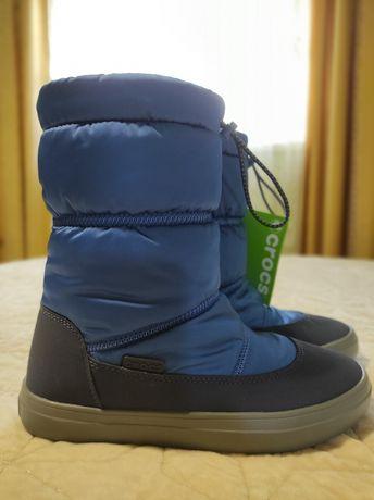 Ботинки crocs унисекс