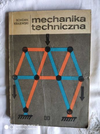 Mechanika techniczna Bohdan Krajewski