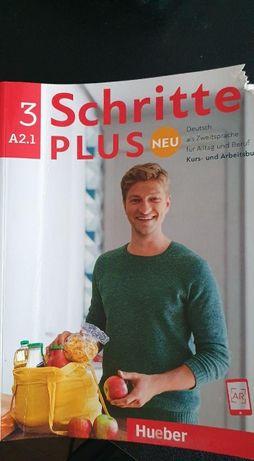 Книга Shritte plus A2.1