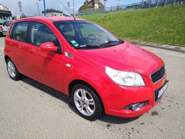 Chevrolet Aveo 1.4 benzyna z Niemiec zarejestr. w PL