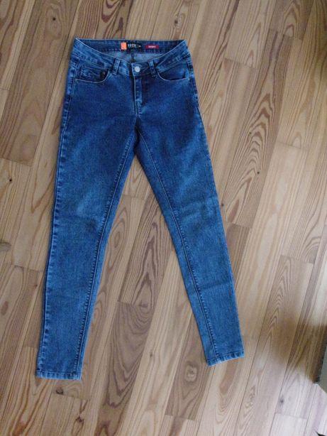 spodnie jeansowe HOUSE, jeansy, dżinsy