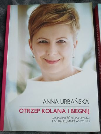 Pakiet 3 książek Anna Urbańska