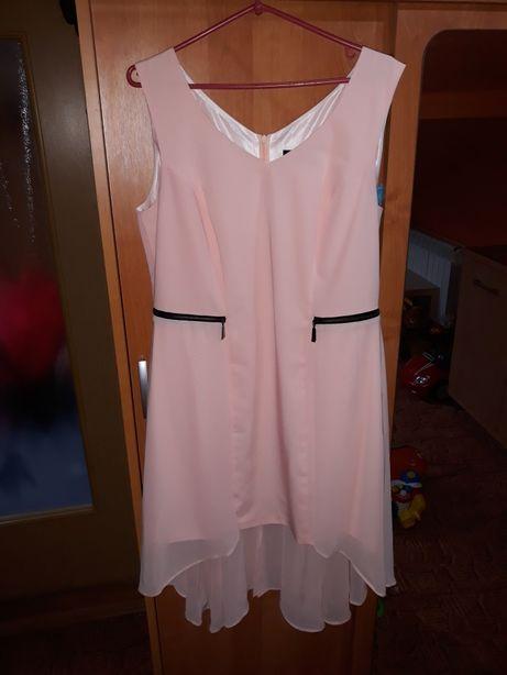 Sukienka 2w1 de facto wesele r.44 42 xl xxl