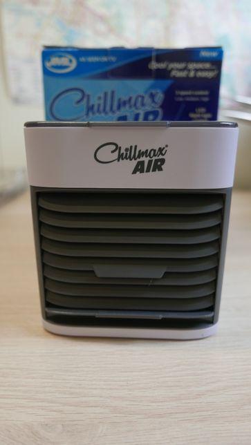 Klimatyzator, nawilżacz powietrza JML CHILLMAX AIR, pokrowce samochodo