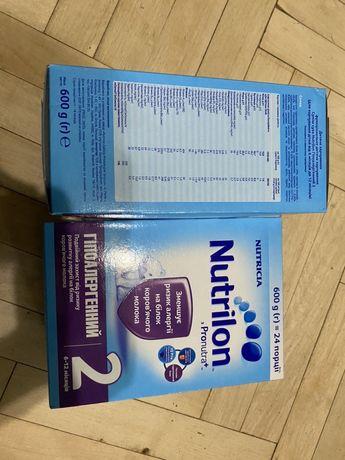 Нутрилон Гипоаллергенный 2 ступень (Nutrilon)