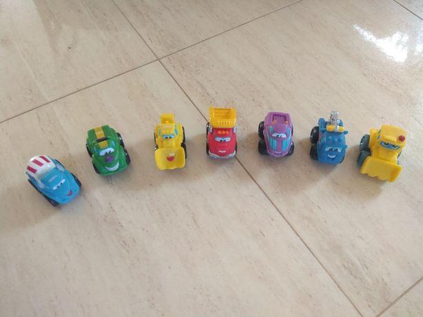 Samochodziki Tonka