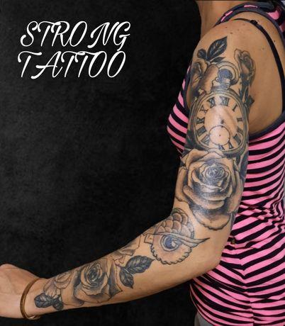 Tatuagem bons valores