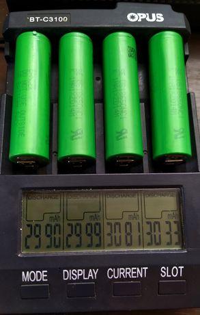 Аккумуляторы 18650 Sony US18650 NC1 3,6V 2900mAh Оригинал
