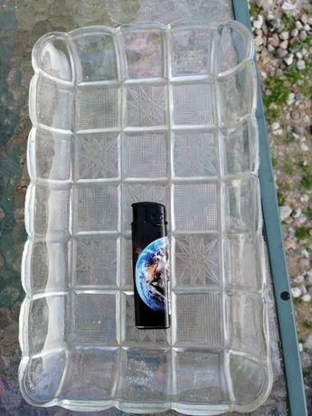 Taca patera podstawa krysztalowa