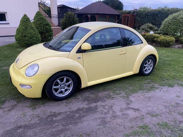 Volkswagen new beetle 2.0 benzyna jeden właściciel
