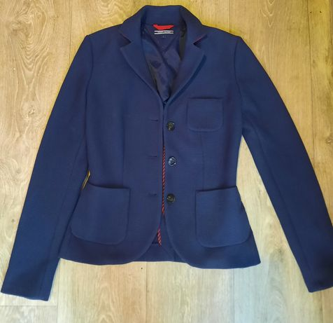 Пиджак синий,школьный,на девочку,TOMMY HILFIGER