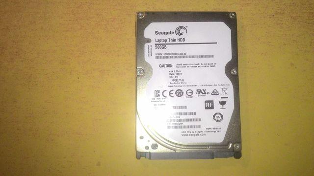 Жесткий диск HDD Seagate 2.5 500 Gb
