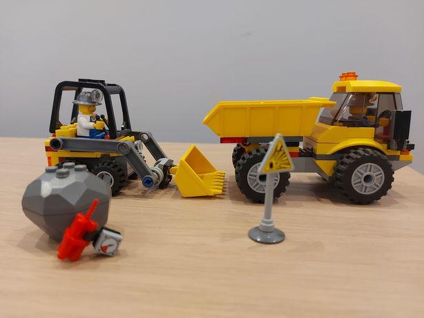 Lego City ładowarka z wywrotką