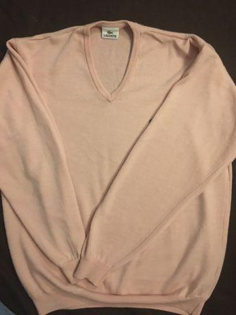 Sweter firmy lacoste roz 6