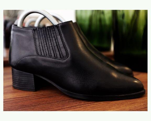 Sapatos abotinados western SEASIDE