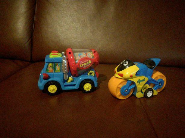 Huile toys betoniarka, motor