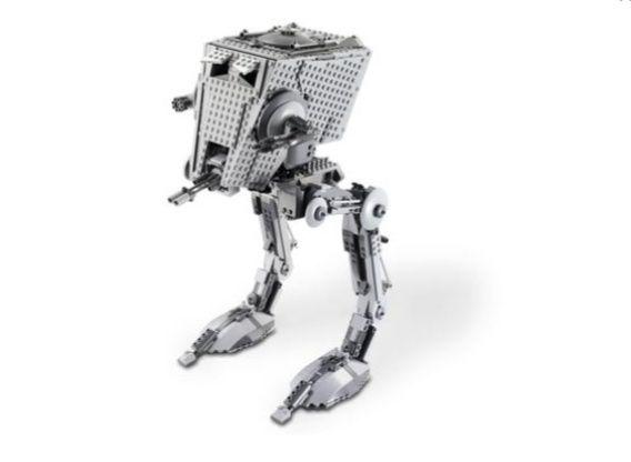 Lego Star Wars 10174 Imperial AT-ST-UCS KOMPLETNY!