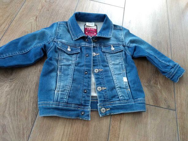 Katana kurtka jeansowa 74cm