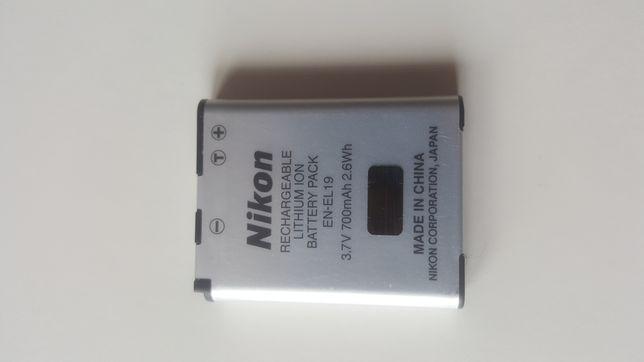 Bateria 3.7 V Nikon