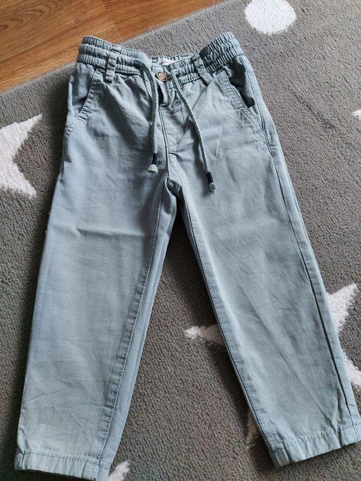 Spodnie r.92 dla chlopca reserved Kąty - image 1