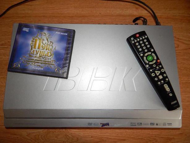DVD Player+караоке