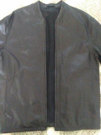 Шкіряна куртка унісекс