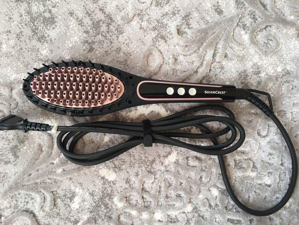 Вирівнювач-розчіска для волосся
