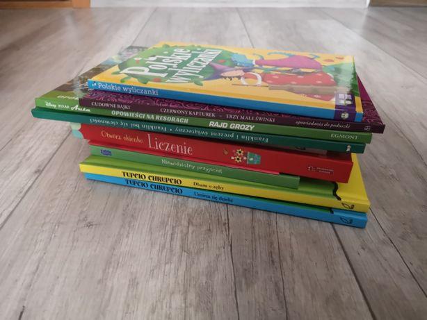 Książki dla dzieci (w zestawie bądź osobno)