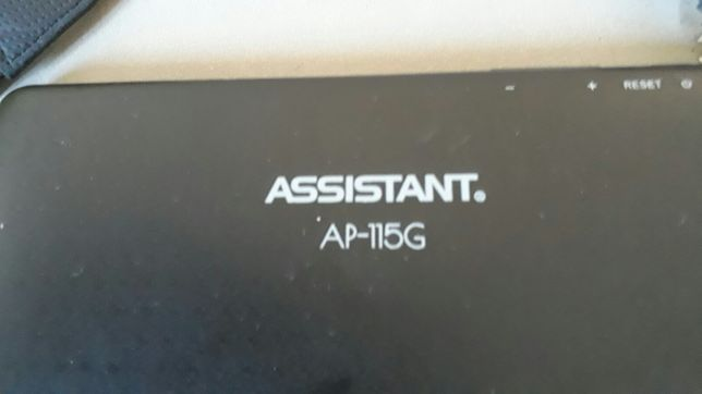 Планшет Assistant AP-115G на запчасти