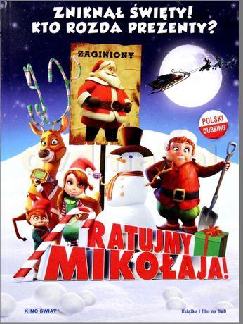 Ratujmy Mikołaja! (DVD)