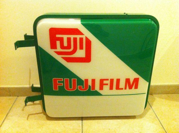 Fujifilm reclame luminoso