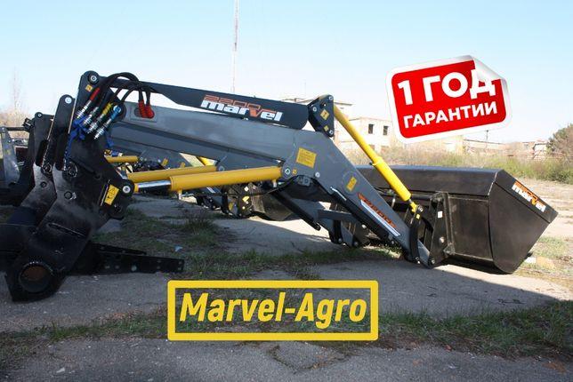 Фронтальный погрузчик на трактор МТЗ, ЮМЗ, Т 40