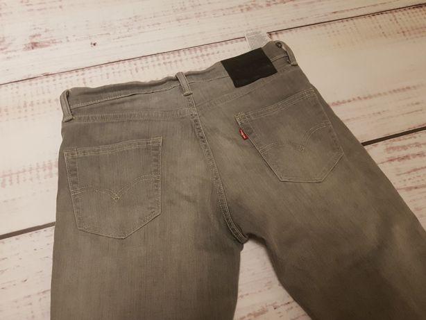 Levis 511 Spodnie Jeansowe Męskie W30 L32