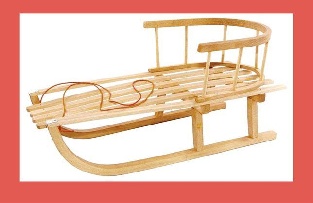 Nowe drewniane Sanki, ostatnie sztuki!!!