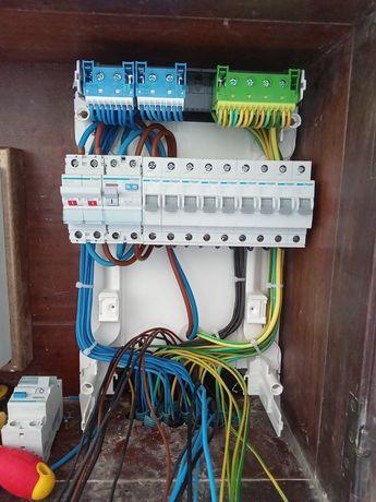 Resolvo todo tipo problemas elétricos, Net e TV.