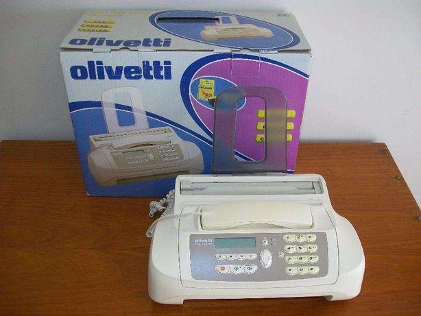 Fax telefone e fotocopidora Olivetti lab95