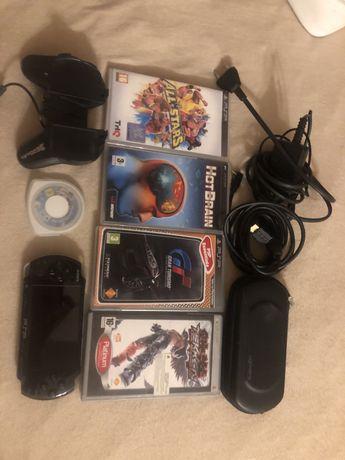 PSP konsola do gier