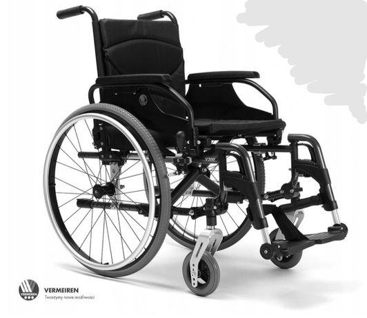 VERMEIREN v300 wózek inwalidzki