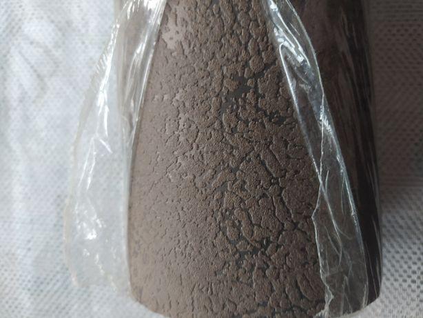 Темно-коричневые обои, под кожу. Премиум-класс (Нидерланды)