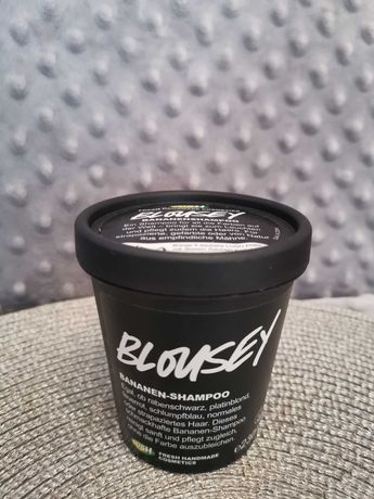 LUSH Blousey 230ml - bananowy szampon do włosów