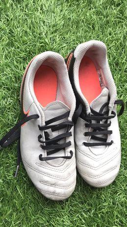 Chuteiras criança nº32 Nike TIEMPO piso sintético / relva artificial